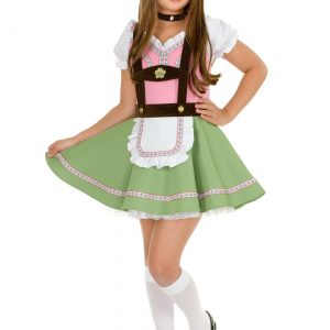 Swiss Alps Girl Costume