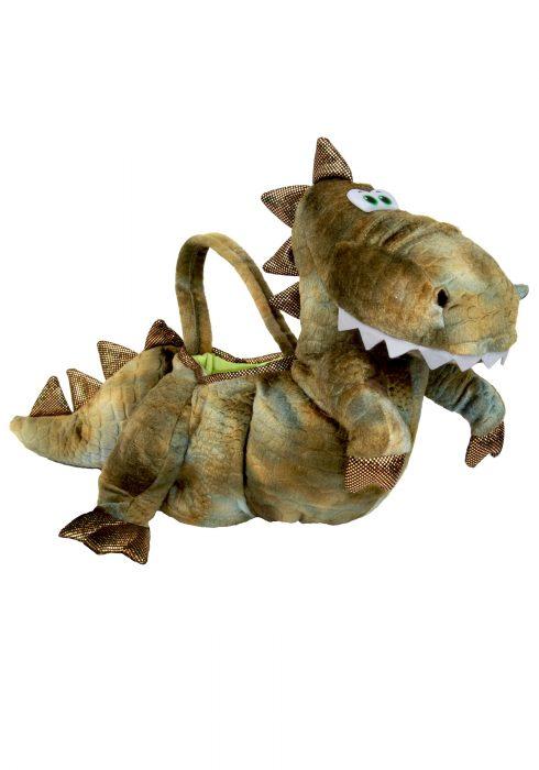 T-Rex Dinosaur Trick Or Treat Bag