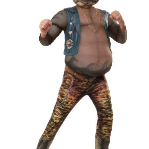 TMNT 2 Child Deluxe Rocksteady Costume