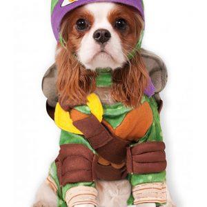 TMNT Donatello Pet Costume