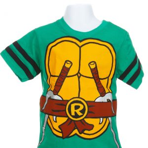 TMNT Raphael Toddler Costume Shirt