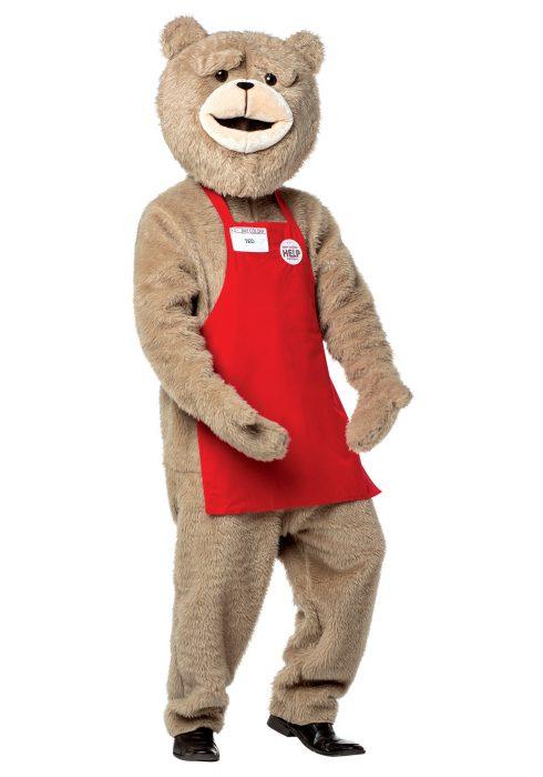 Ted 2 Apron Kit