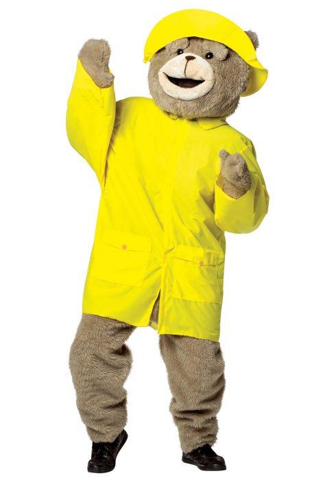 Ted 2 Rain Slicker Kit
