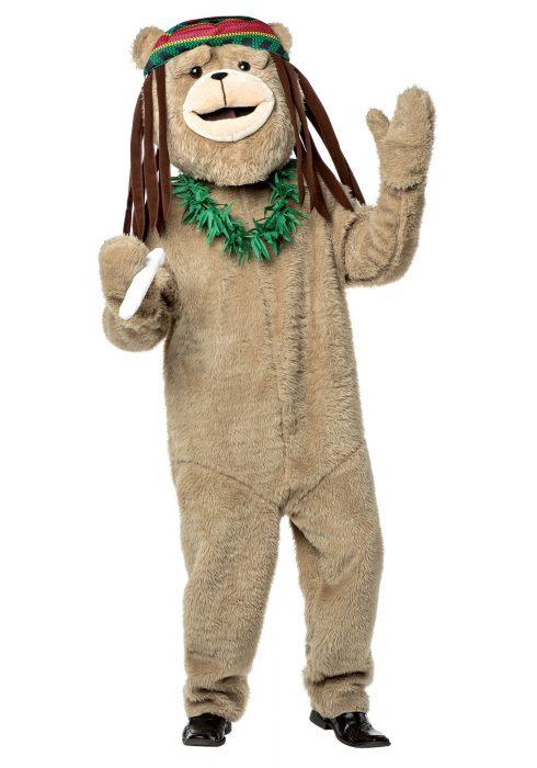 Ted 2 Rasta Costume Kit