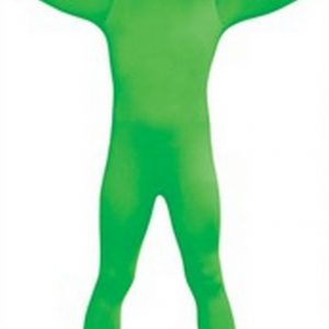Teen 2nd Skin Costume - Green
