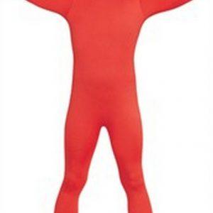 Teen 2nd Skin Costume - Red