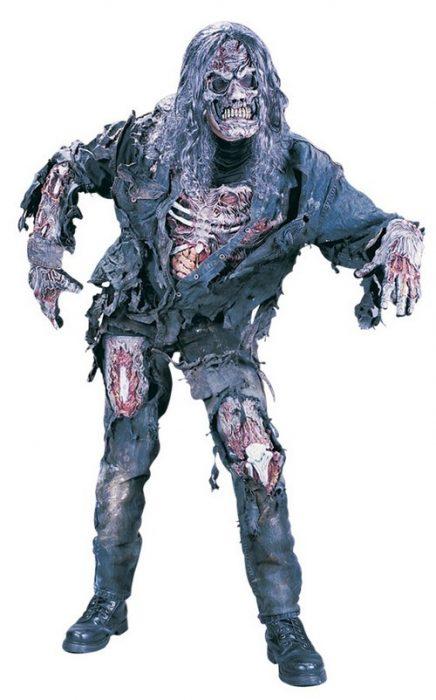Teen 3-D Zombie Costume