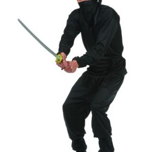 Teen Black Ninja Costume