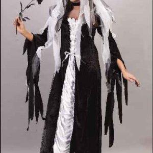 Teen Bride of Darkness Costume