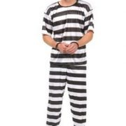 Teen Convict Costume (Guy)