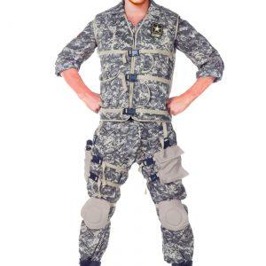 Teen Deluxe U.S. Army Ranger Costume