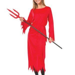 Teen Devil Girl Costume