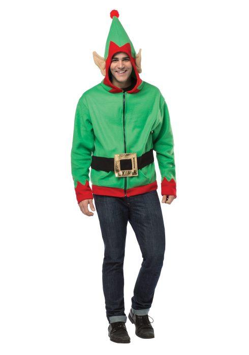 Teen Elf Hoodie