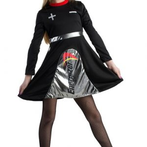 Teen Energizer Battery Dress