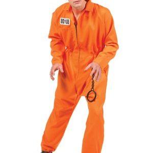 Teen Escaped Convict Costume