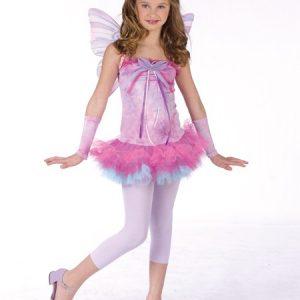 Teen Fluttery Butterfly Costume