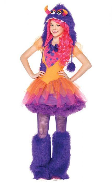 Teen Furry Monster Costume