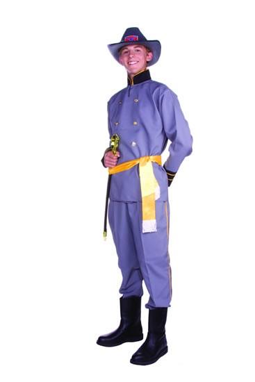 Teen General Lee Costume