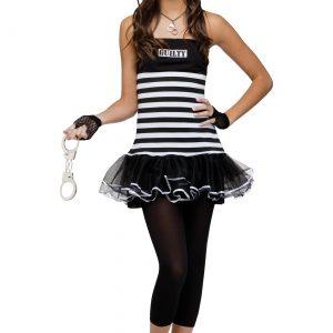 Teen Guilty Prisoner Costume
