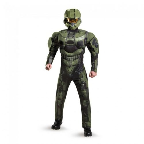 Teen Halo Master Chief Costume