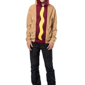 Teen Hot Dog Hoodie
