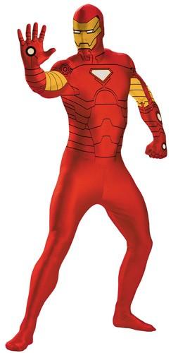 Teen Iron Man Costume