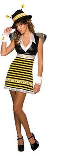 Teen Killer Bee Costume