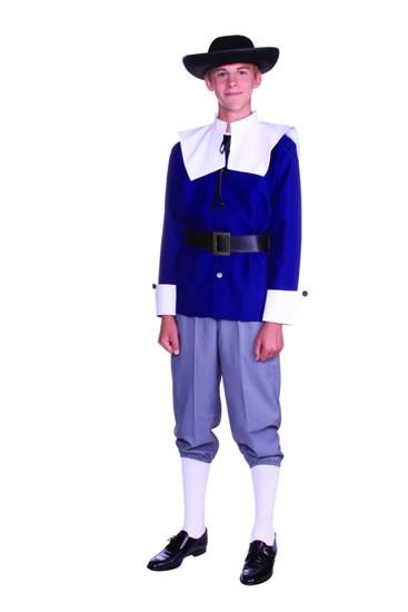 Teen Pilgrim Costume