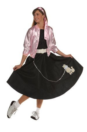 Teen Pink Lady Jacket