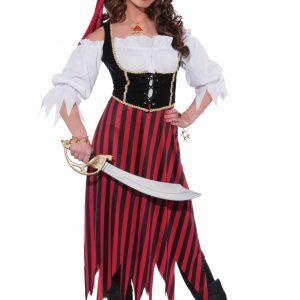 Teen Pirate Maiden Costume