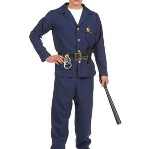 Teen Policeman Costume