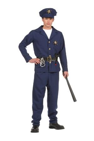 Teen Policeman Costume