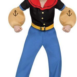 Teen Popeye Costume