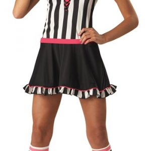 Teen Racy Referee Costume