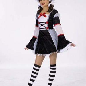 Teen Rag Darlin' Costume