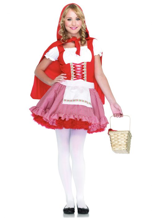 Teen Red Riding Hood Costume