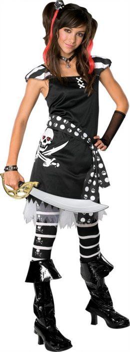 Teen Scar-let Costume