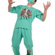 Teen Scary E.R. Doctor Costume