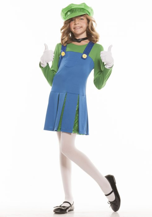 Teen Sidekick Louisa Costume