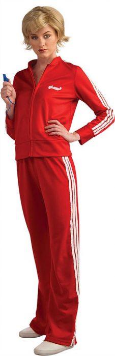 Teen Sue Sylvester Costume