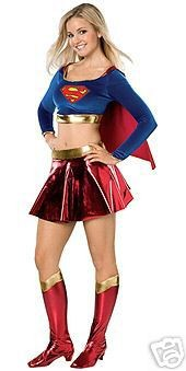 Teen Supergirl Costume