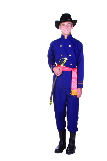 Teen Union Officer Costume