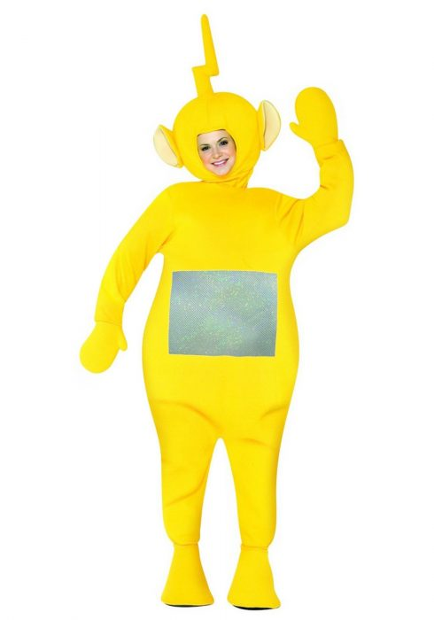 Teletubbies Laa-Laa Adult Costume