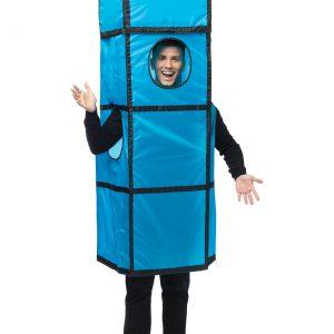 Tetris Blue Costume