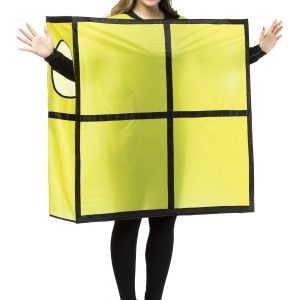Tetris Yellow Costume