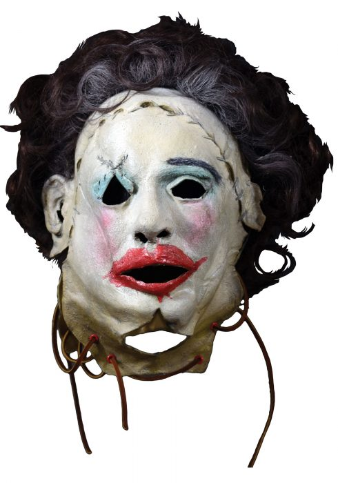 Texas Chainsaw Massacre 1974 Leatherface Pretty Woman Mask