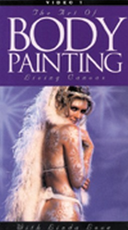 The Art of Body Painting Video