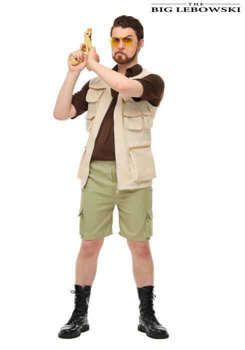 The Big Lebowski Mens Walter Sobchak Costume