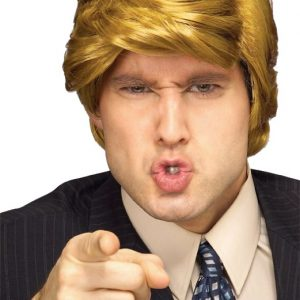 The Billionaire Wig
