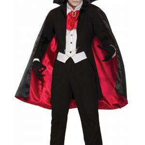 The Count Vampire Costume